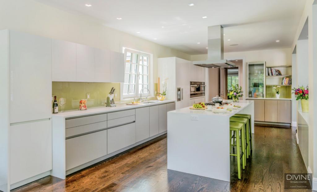 modern kitchens on houzz