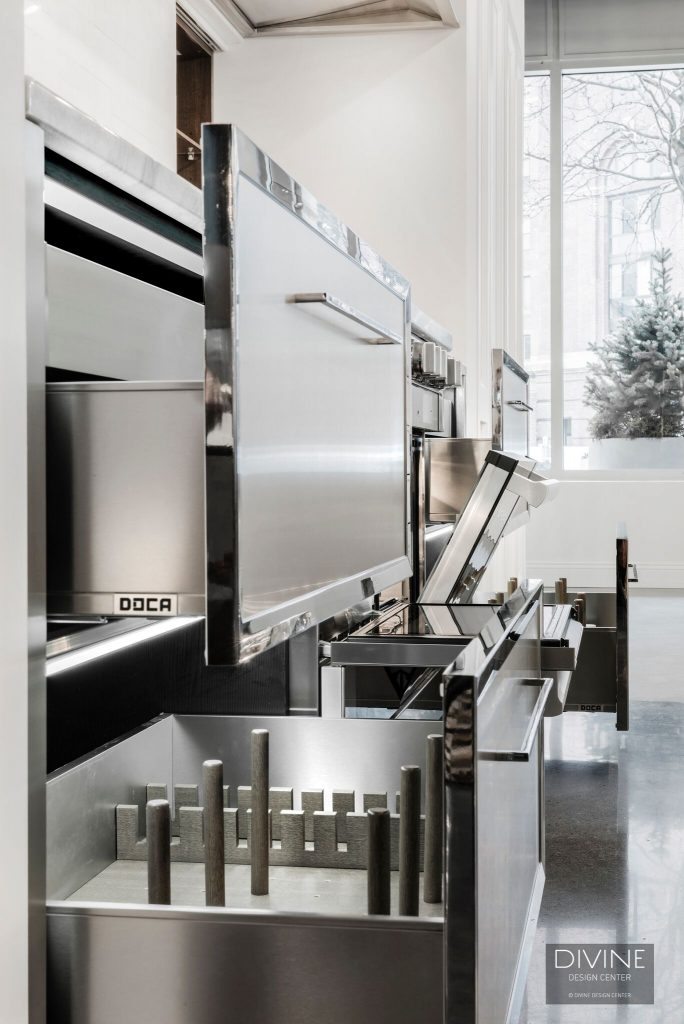 modern kitchens by Doca